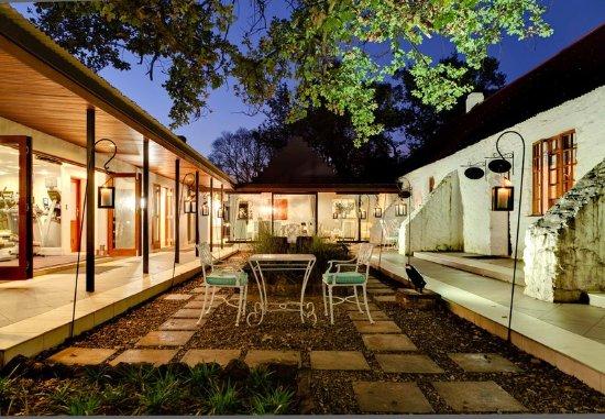 Centurion, Republika Południowej Afryki: Hotel Grounds