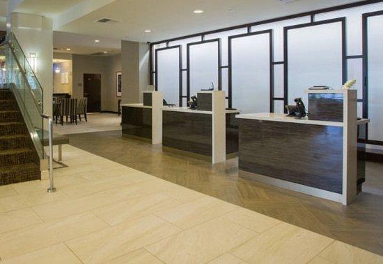Culver City, Californië: Reception Desk