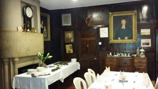 Limuru, Kenya: Dinning room at the teafarm