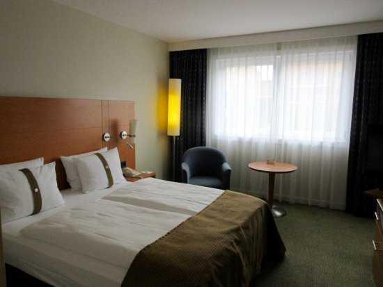 Holiday Inn Munich - City Centre: Double room