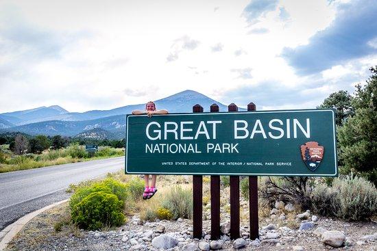 Baker, Невада: Park hoppin