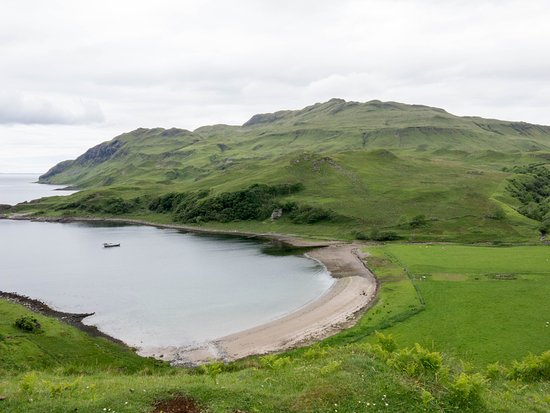 Ardnamurchan Peninsula, UK: Camas nan Geall