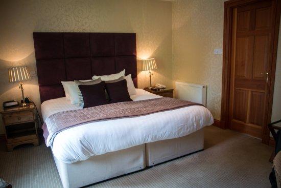 Kildonan Lodge Hotel: Bed