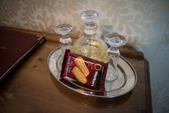 Kildonan Lodge Hotel: treats