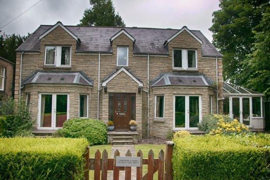 Kildonan Lodge Hotel: garden house
