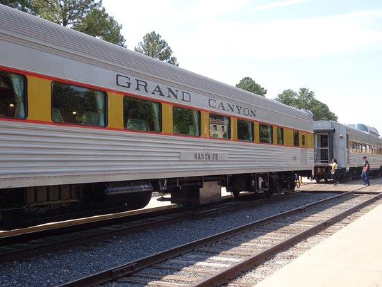 Grand Canyon Railway: Grand Canyon train