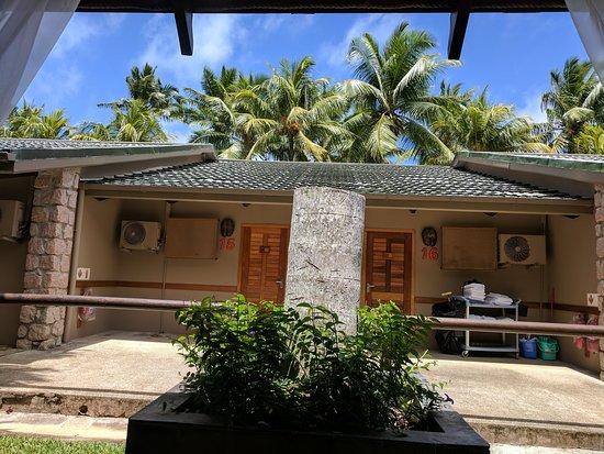 Anse Bois de Rose, Seychellen: Coco de Mer - Black Parrot Suites