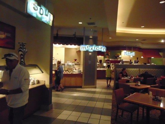 planet hollywood casino buffet