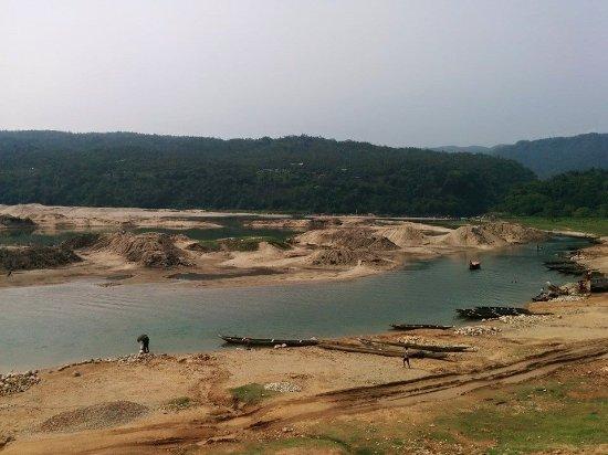 سيلهيت, بنجلاديش: Jaflong, Sylhet