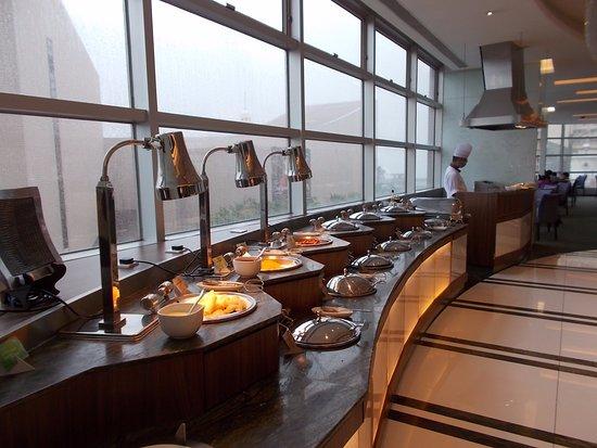 Ymca salisbury dining room hong kong tsim sha tsui for Dining room hong kong