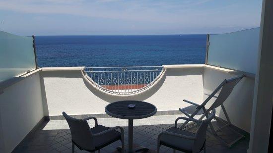 La Madonnina Hotel: balcony