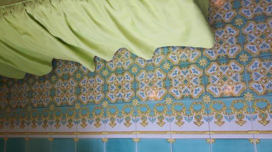 La Madonnina Hotel: ceramic floor