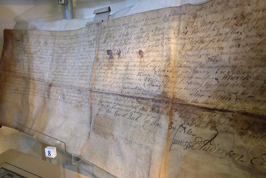 Elgin, UK: amendment of magna carta