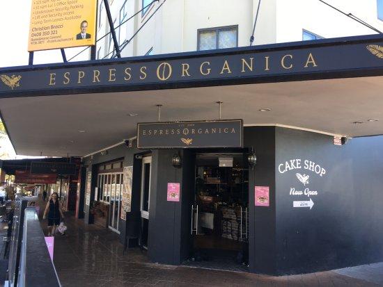 Espresso Organica - Concord NSW