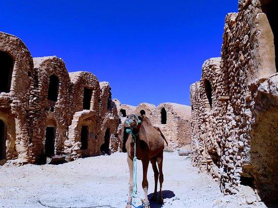 Zarzis, Tunezja: Ksar Hadada SIte Star Wars 1997 - Tataouine