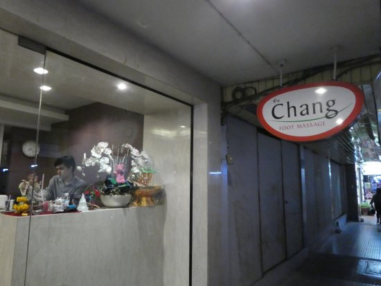 Chang Foot Massage & Spa