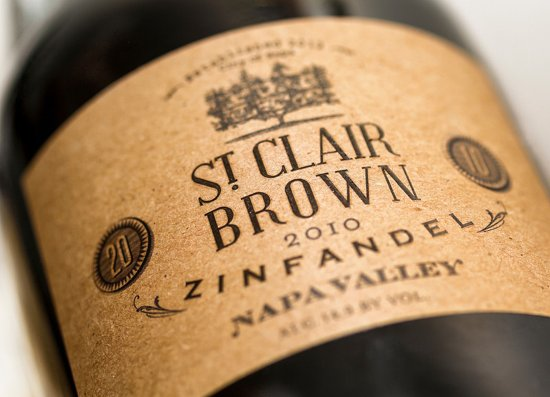 St Clair Brown Winery: We make 4 reds, including our Zinfandel
