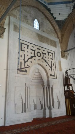 Isa Bey Mosque: isa bey camisi