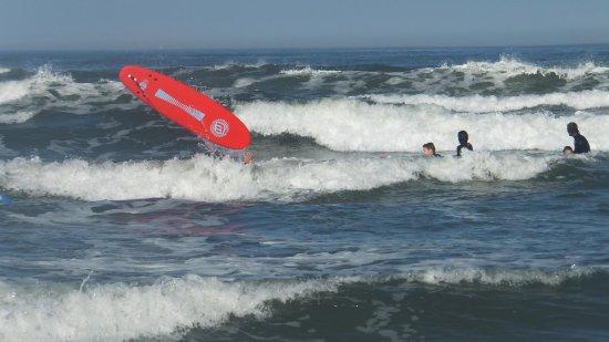 Esmoriz, Portugal: Life of a beginner surfer
