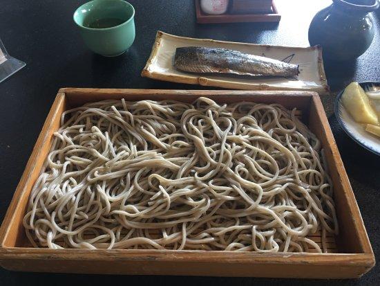 Oishida-machi, Japonia: 板そば