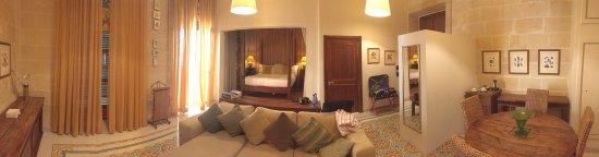 Fijn verblijf in een van de betere hotels van Sliema