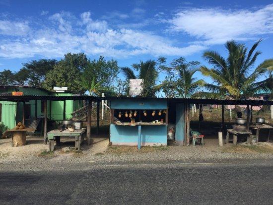 Coastal Inland Tours: Roadside stalls