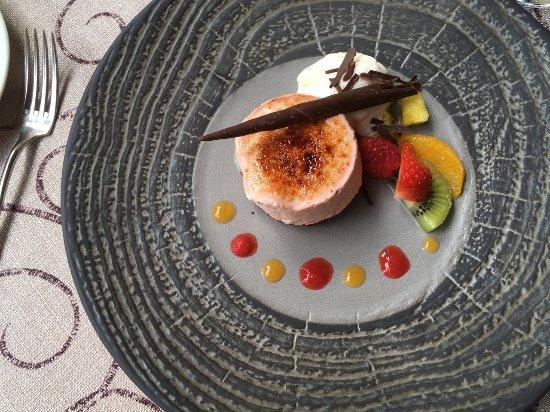 Le Poet-Laval, Prancis: Dessert
