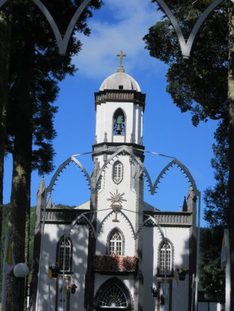 Sete Cidades Village Church
