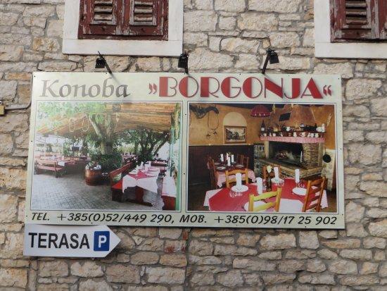 Visnjan, Croacia: Aussen