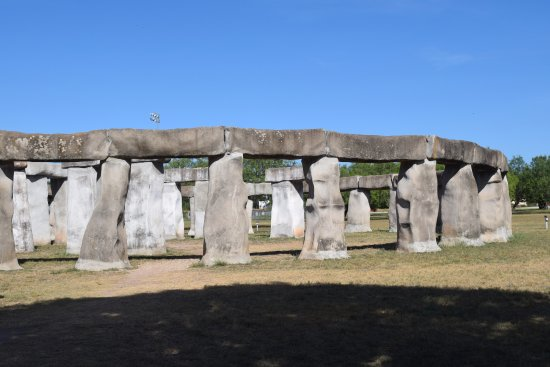 Stonehenge II: Much larger than we anticipated