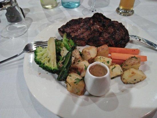 Birthday dinner (not)