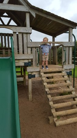 Stibb, UK: Pentire Haven Holiday Park
