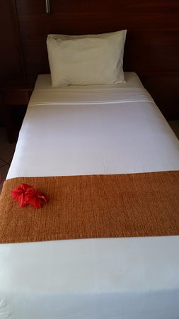 Bedarra Beach Inn: Single bed