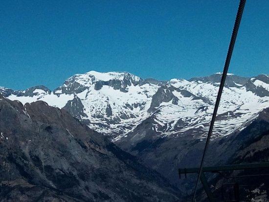 Aragón, España: Estacion de esqui de Cerler: Perdiguero