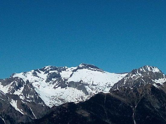Aragón, España: Estacion de esqui de Cerler: Posets