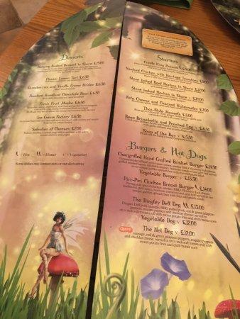 Photo1jpg Picture Of The Secret Garden Restaurant Stoke On Trent