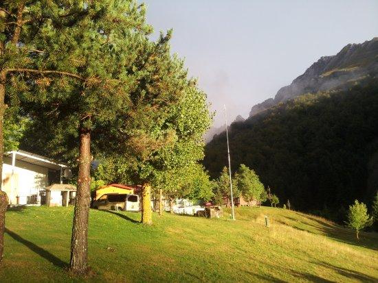 Anso, Ισπανία: Precioso y tranquilo