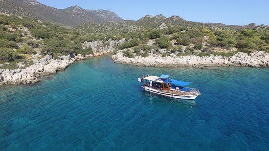 Eroğlu Boat Tours - Kaş Boat Trip