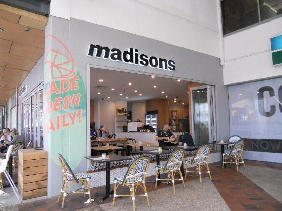 Madison's: Madisons 外観です