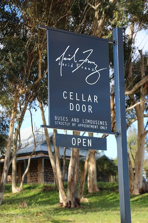 Tanunda, Australia: Cellar door entrance