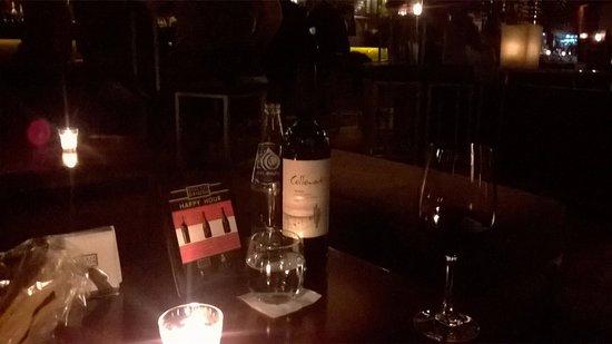Gran Bar Danzon: κρασί