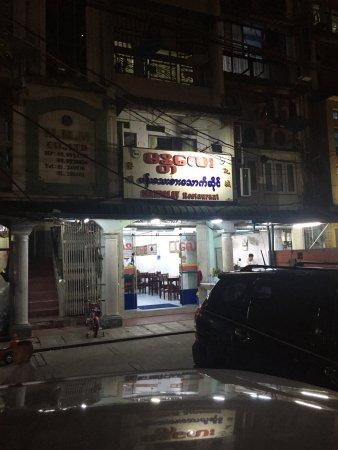 Mandalay Panthay Restaurant Yangon Rangoon Restaurant