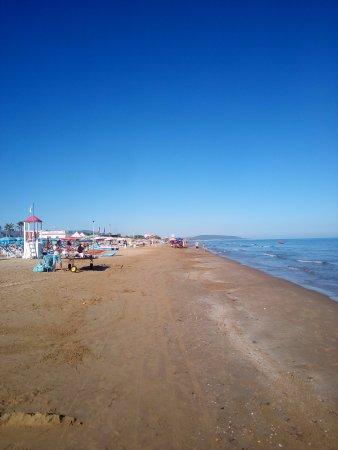 Villaggio Camping Stella del Sud: littorale con spiaggia sabbiosa