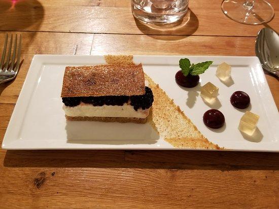 Montgomery, UK : Dessert