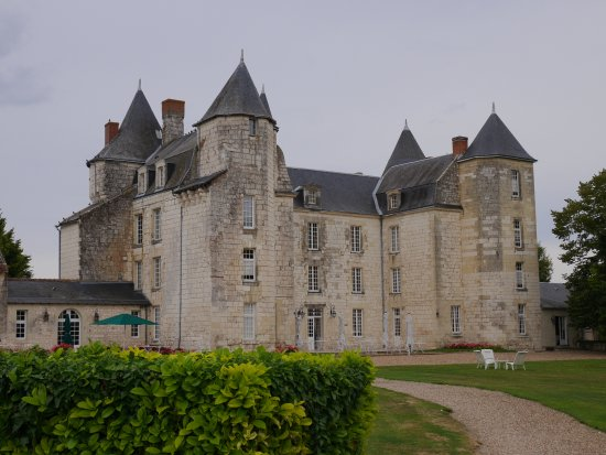 """Chateau de Marcay: hôtel """"le château de Marçay"""""""