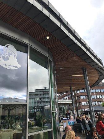 Sarpsborg Municipality, Noruega: Solsia burger & bar
