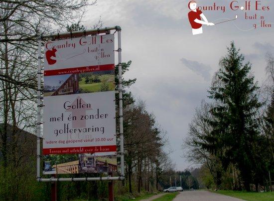 Ees, Países Bajos: U vindt ons naast het Land van Bartje.