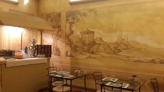 Hotel Marco Polo: Breakfast Room