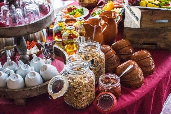Ees, Países Bajos: Verschillende arrangementen in combinatie met eten mogelijk.