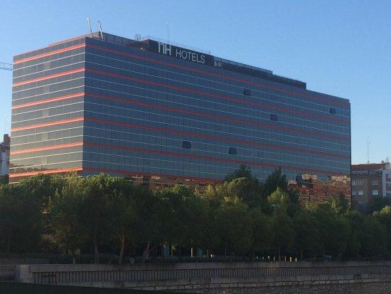 NH Madrid Ribera del Manzanares : Vista geral